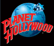 What faces Planet Hollywood?