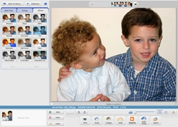 Picasa offers more than 25 easy to use image editing tools