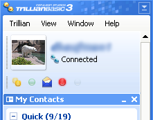 Are you into Instant Messaging? AIM, Yahoo Messenger, MSN Messenger, IRQ and IRC all come together in a tight package.