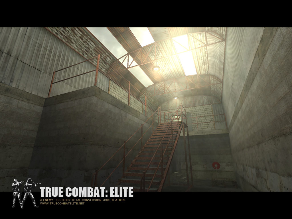 True Combat Elite - awesome rendering of the sun