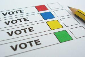 Vote 2 by Steve Woods