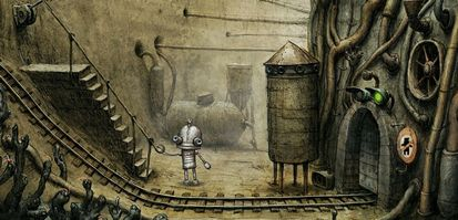Machinarium Preview