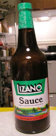 Lizano image courtesy of Wikipedia