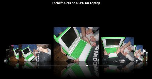 Techlife OLPC XO Laptop Gallery