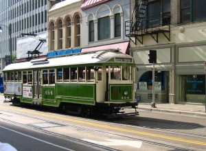Trolley in Memphis Original