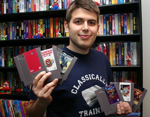 Leon Kiriluk - NES Reproductions