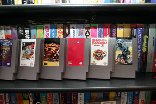 NES Reproductions - A Collector and Gamer's Dream