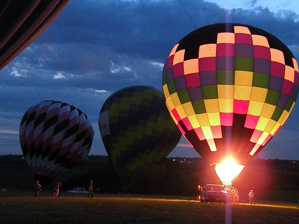 Balloon Classic 2009 by Jerry Bolton c/o Aunty Monkey