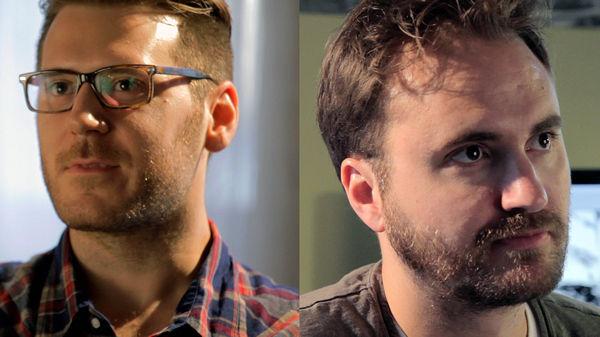 Matt Marrocco and Ryan Stegman
