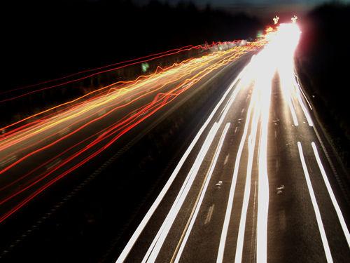 Motorway by Dan Metcalfe