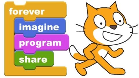 Scratch Programming: Imagine. Program. Share.